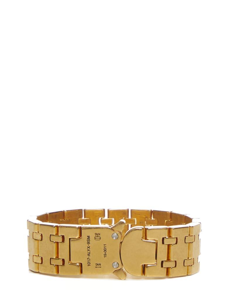 1017 ALYX 9SM Alyx Royal Oak Bracelet - Gold