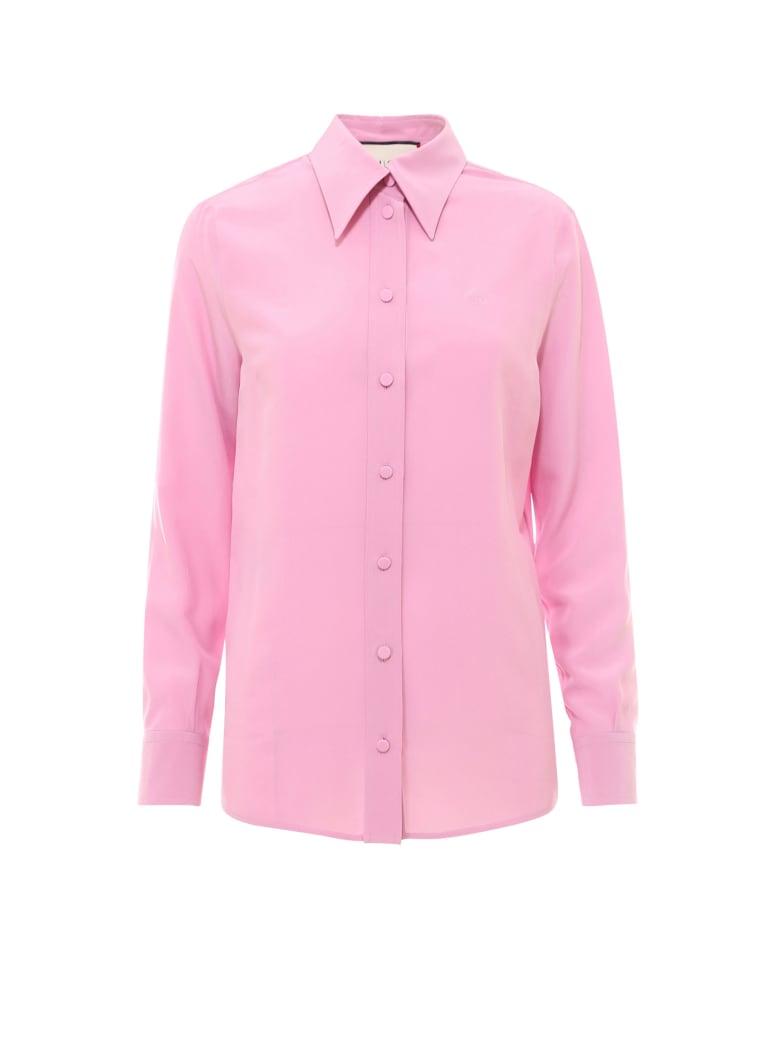 Gucci Shirt - Pink