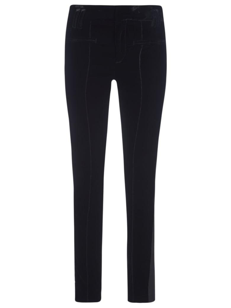 Haider Ackermann Skinny Leg Trousers - Black