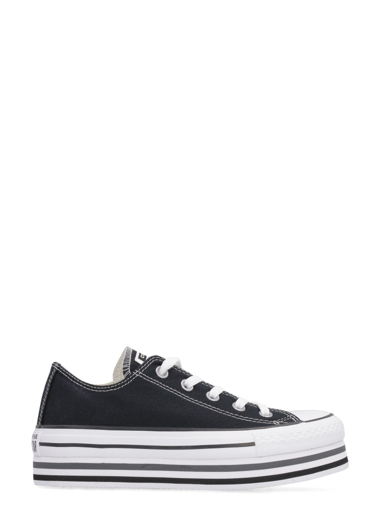Best Price On The Market At Italist Converse Converse Chuck Taylor All Star Platform Sneakers