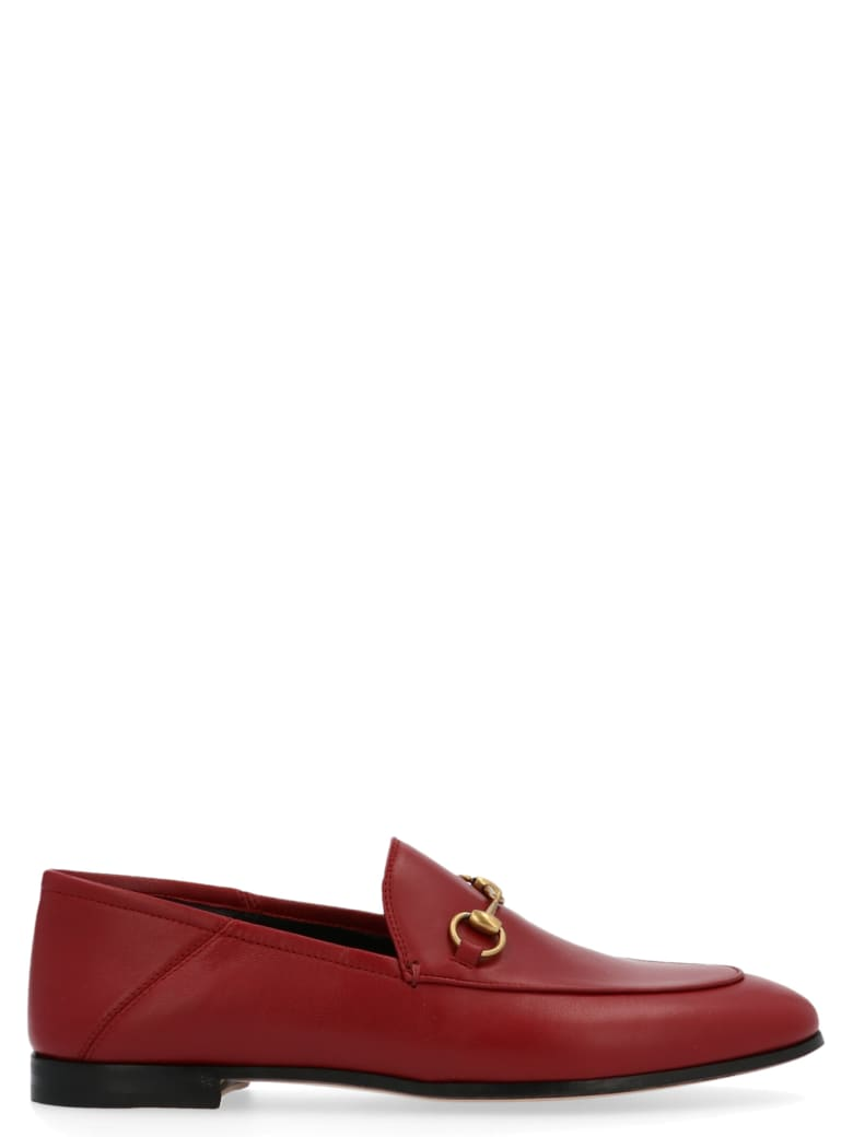 Gucci 'brixton' Shoes - Red