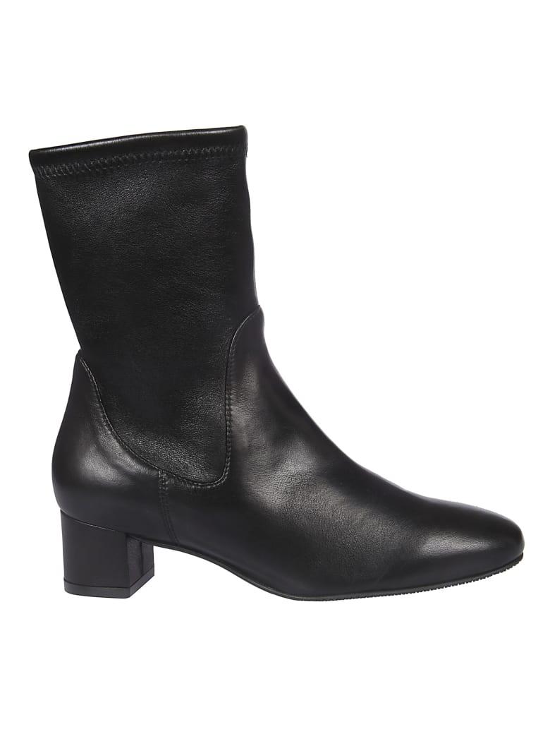 Stuart Weitzman Ernestine Ankle Boots - Black