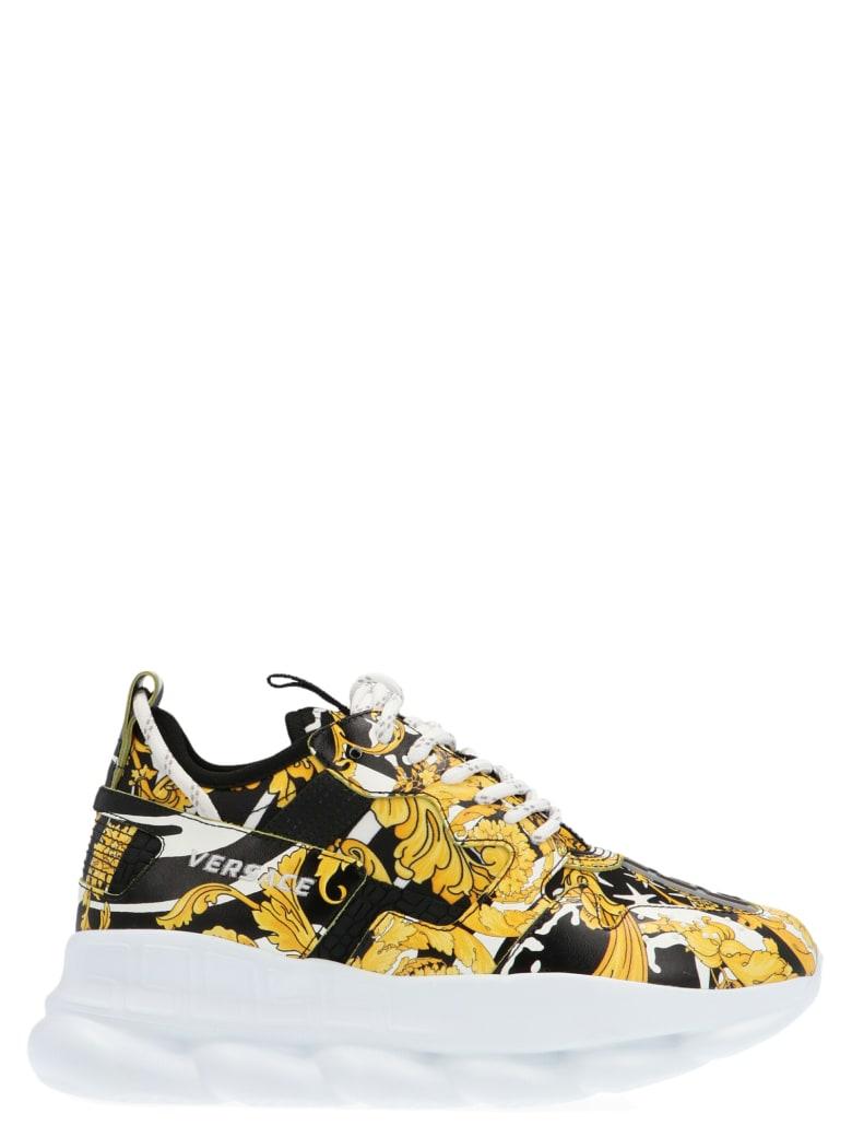 Versace 'chain Reaction2' Shoes - Multicolor