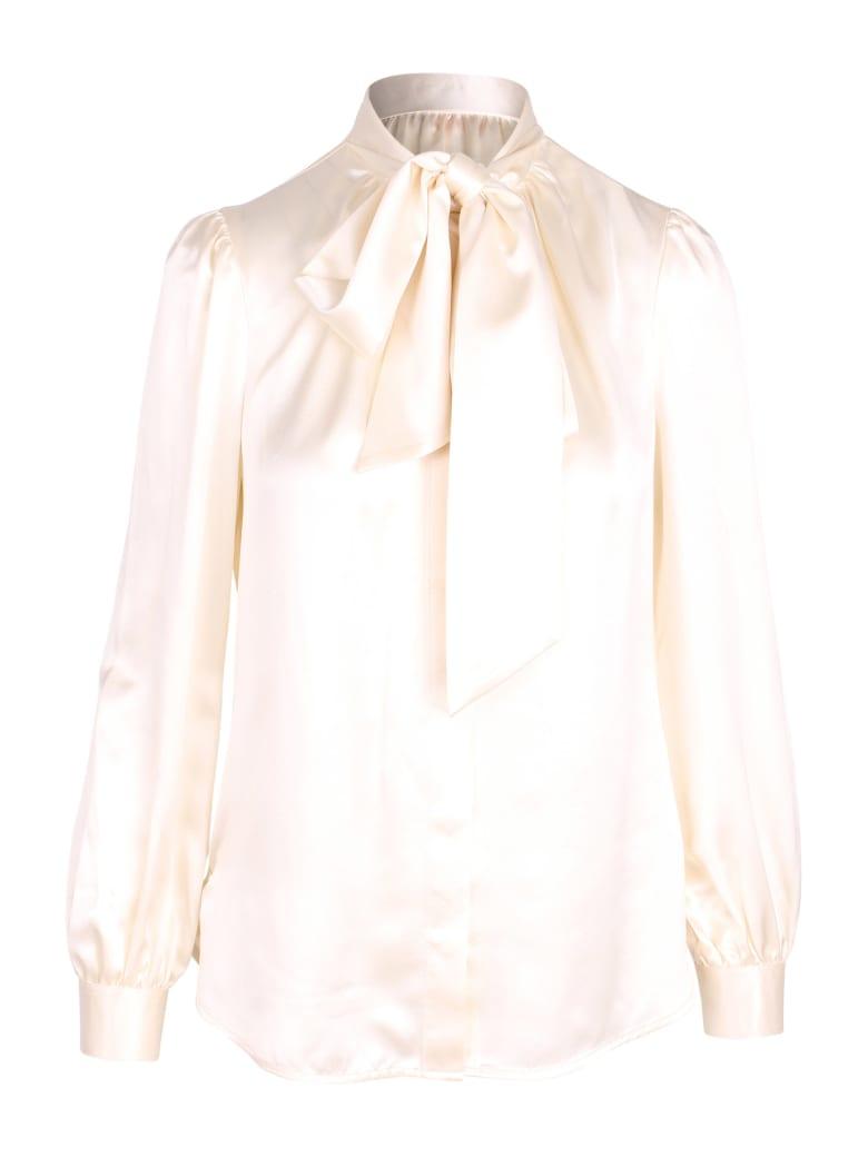 Tory Burch Silk Shirt - White