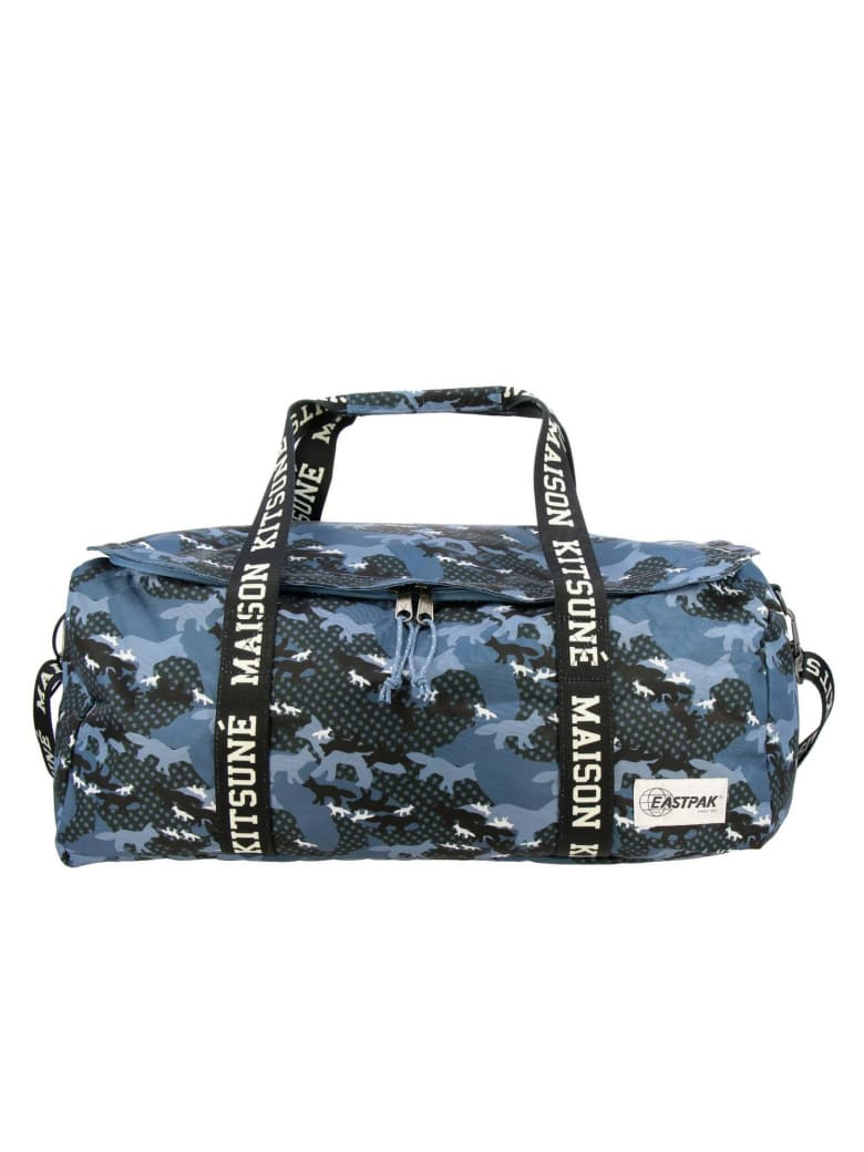 Eastpak Travel Bag Bags Men Eastpak - gnawed blue