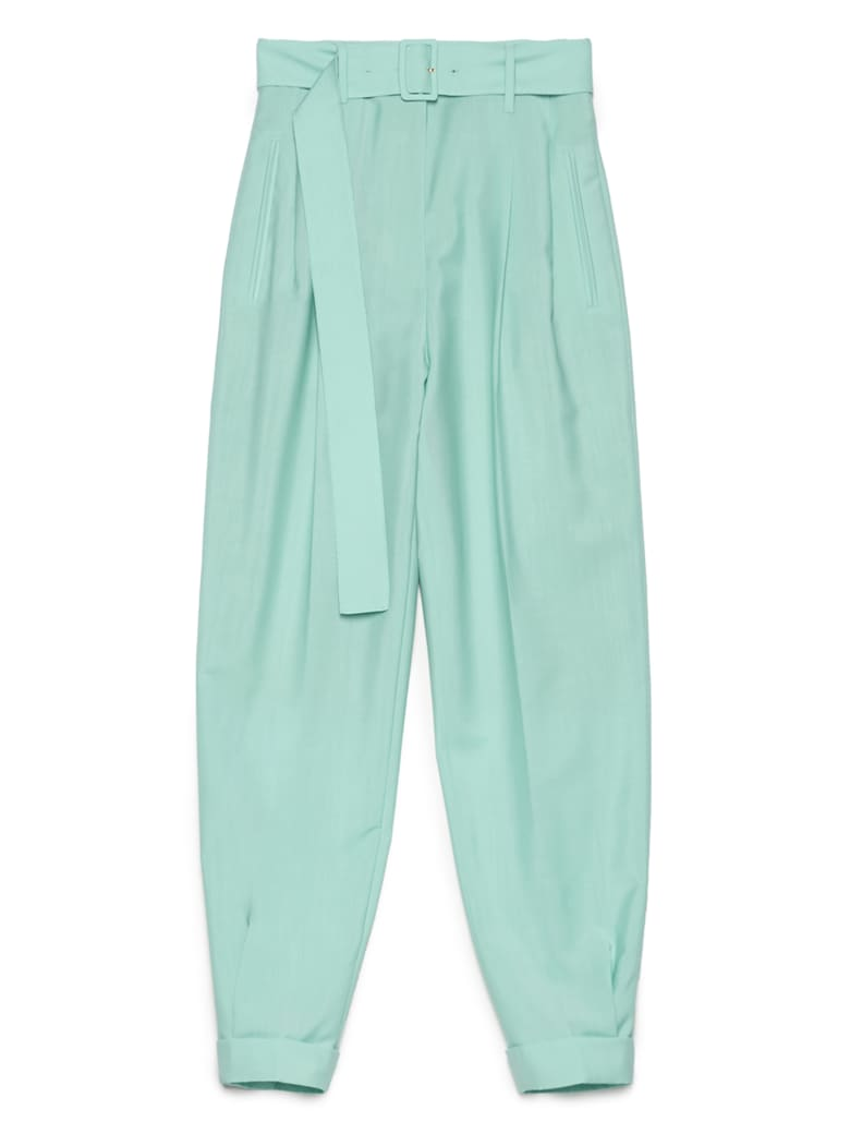Agnona Pants - Light blue
