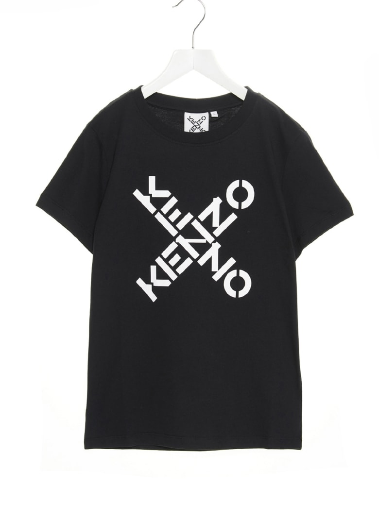 Kenzo 'kenzo Sport Classic' T-shirt - Black