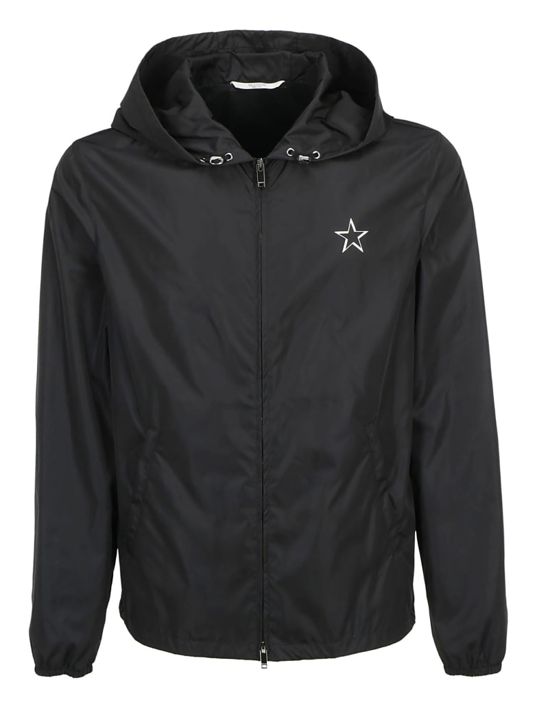 Valentino Jacket - Nero/bianco