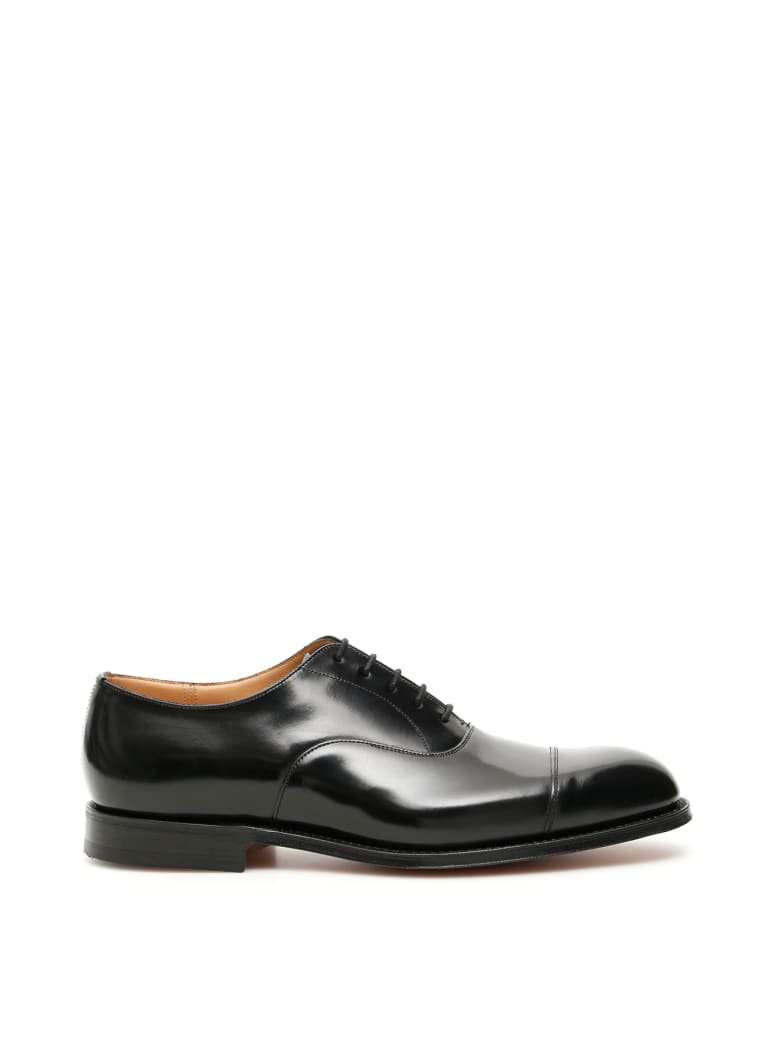 Church's Consul Lace-ups - BLACK (Black)