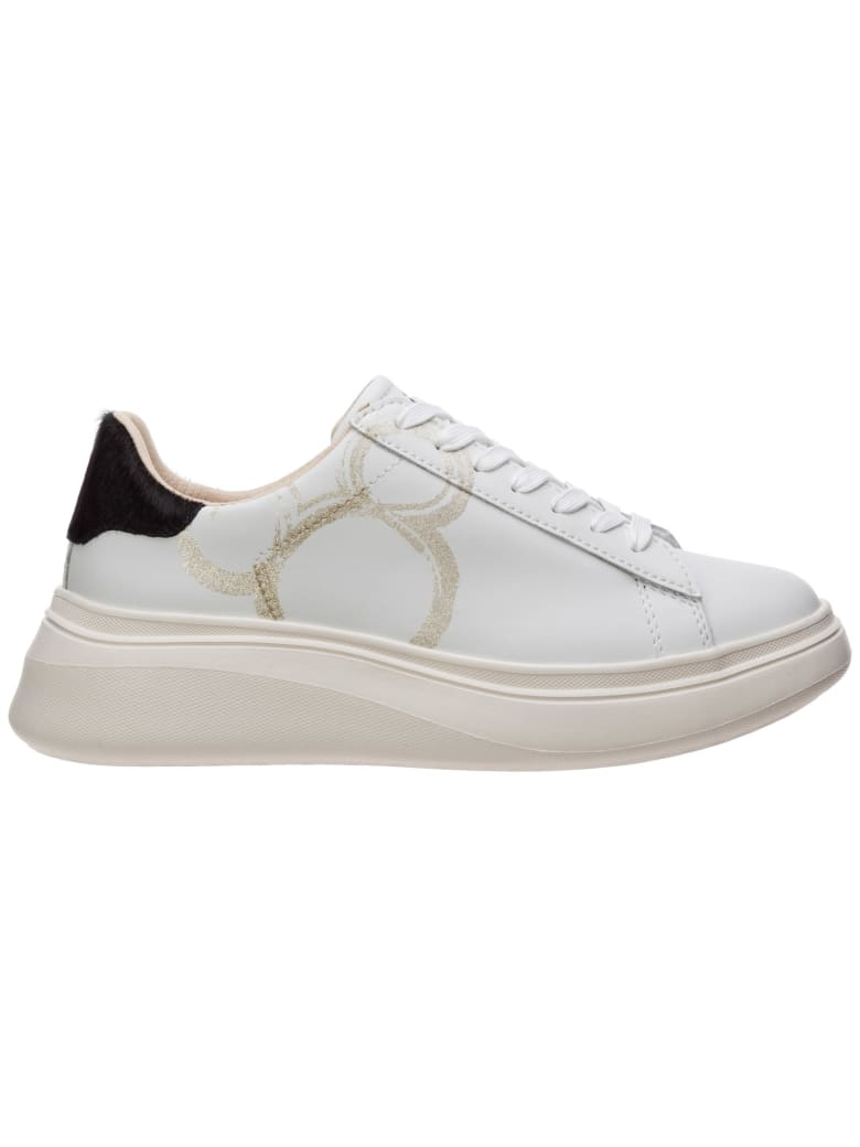 M.O.A. master of arts Moa Master Of Arts Disney Mickey Mouse Sneakers - Bianco
