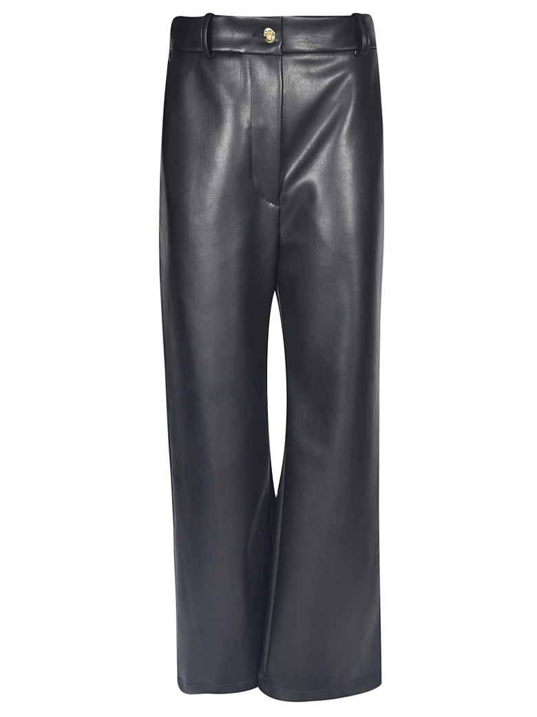 Patou Iconic Long Trousers - Black