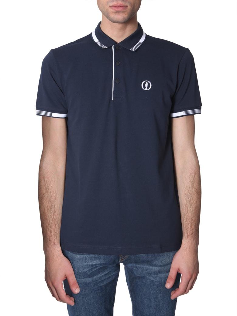 Hugo Boss Paddy Pro Bo Polo T-shirt - BLU