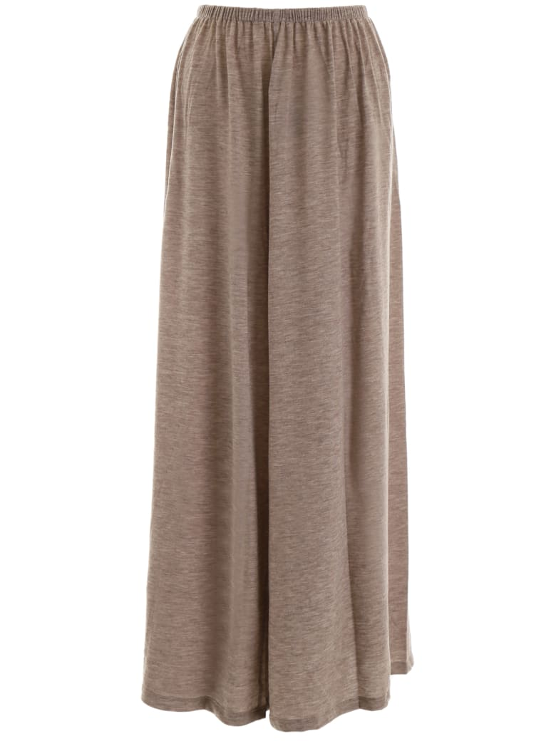 The Row Kadir Trousers - TAUPE MELANGE (Beige)