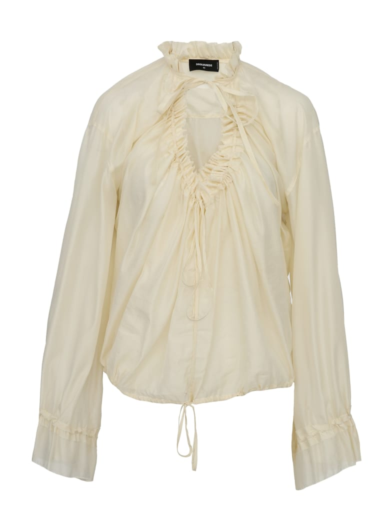 Dsquared2 Blouse - Ivory