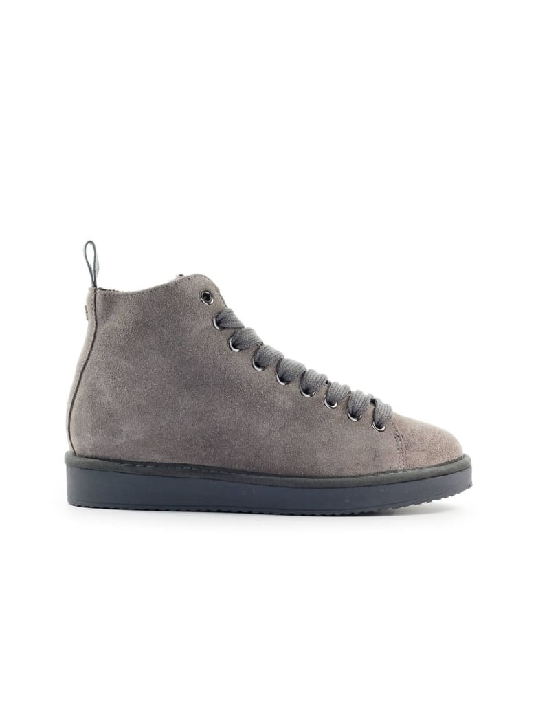 Panchic Pànchic Taupe Suède Grey Boot - Taupe