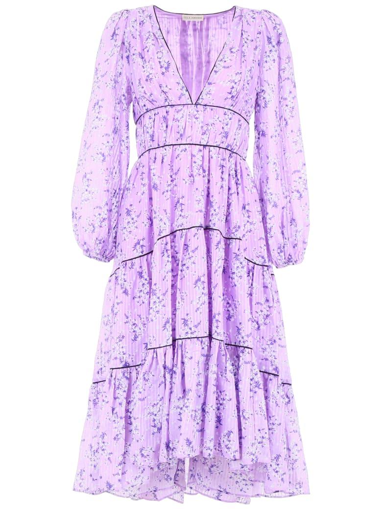 Ulla Johnson Joan Dress - LILAC (Purple)