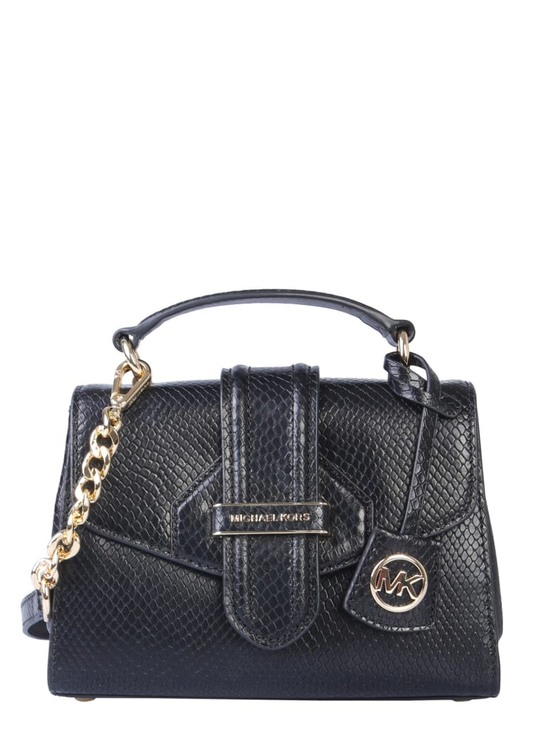 MICHAEL Michael Kors Bleecker Bag - NERO