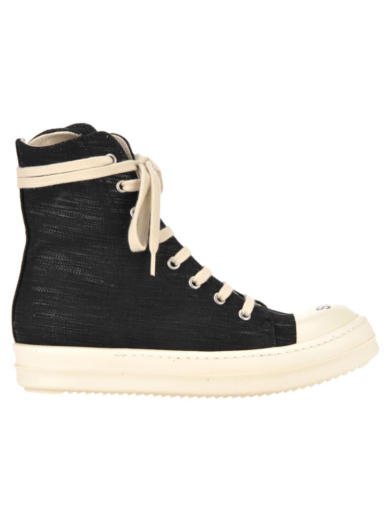 DRKSHDW Dark Shadow So Cunt Sneakers - BLACK + WHITE