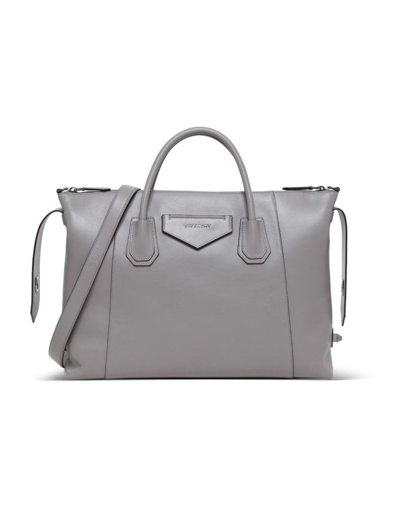 Givenchy Antigona Large Tote Bag - Grey
