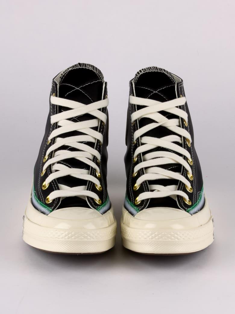 Converse Chuck 70 - Black/green/egret