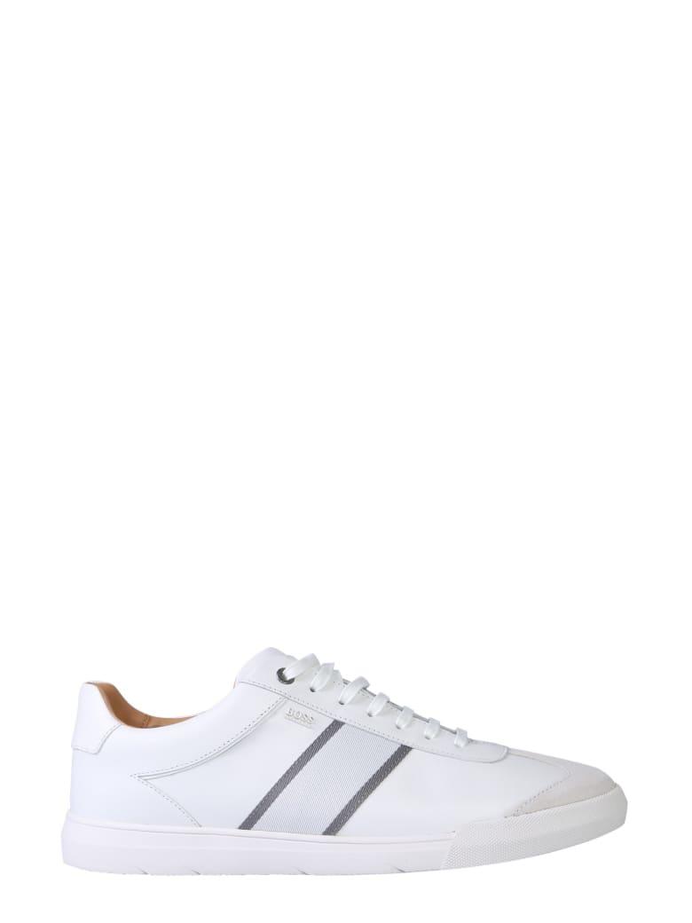 Hugo Boss Cosmopool Sneaker - BIANCO