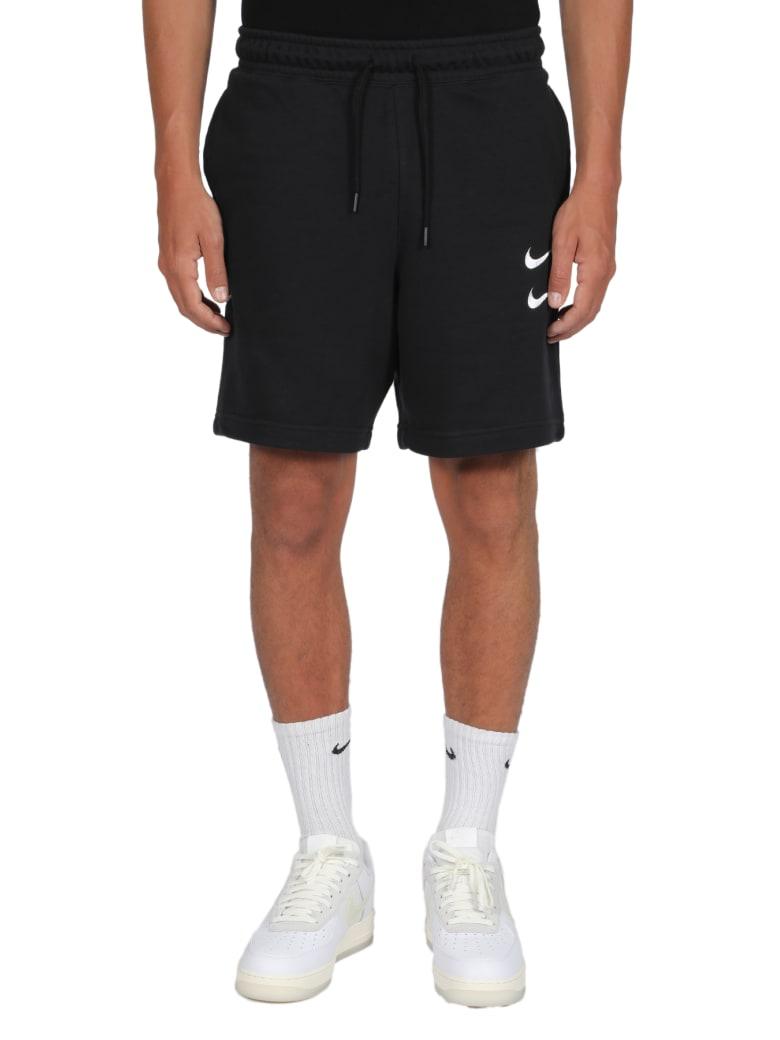 Nike Shorts - Nero/bianco