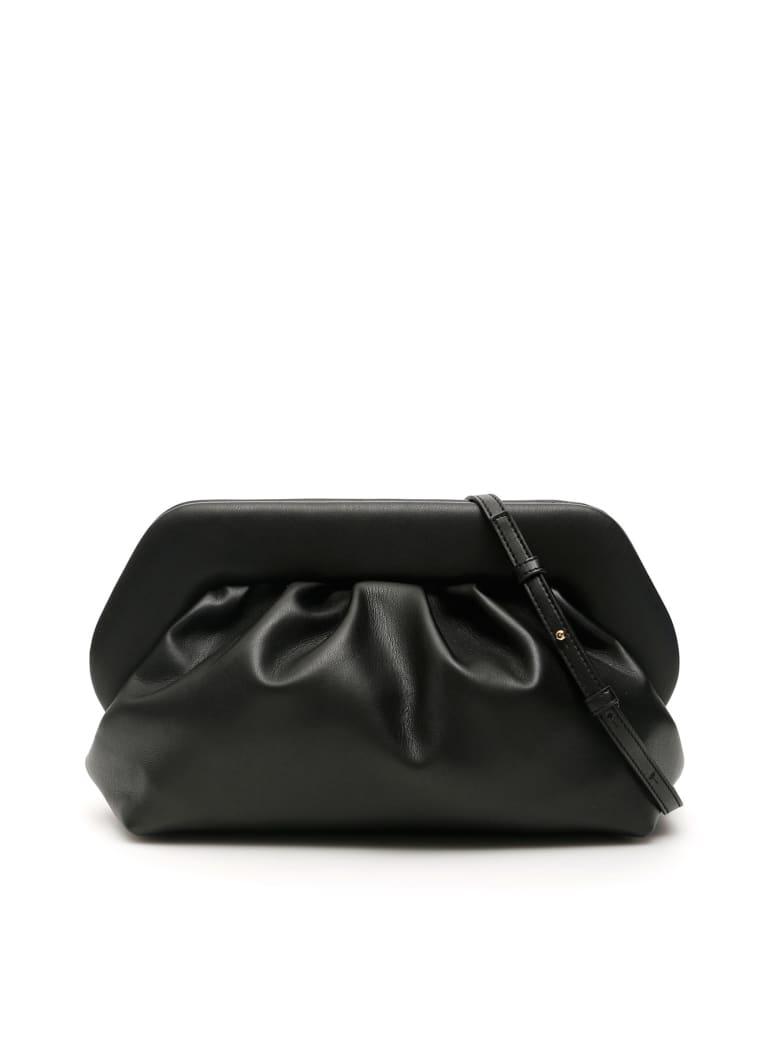 THEMOIRè Bios Basic Vegan Leather Clutch - BLACK (Black)