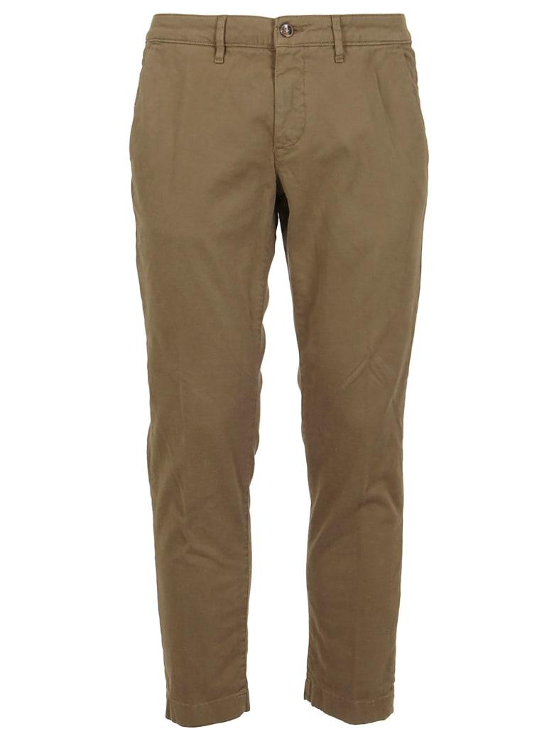 Cruna Trousers - Verde militare