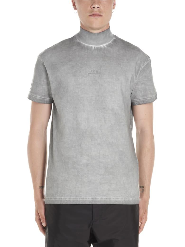 A-COLD-WALL 'rib' T-shirt - Grey