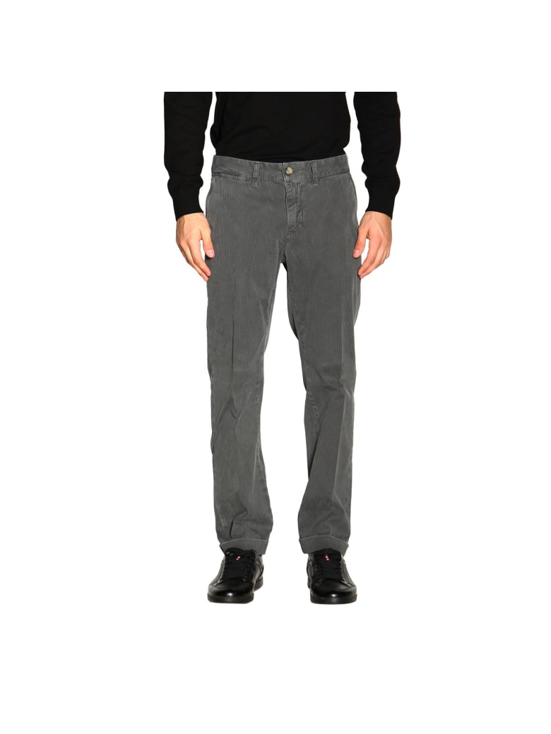 Jeckerson Pants Pants Men Jeckerson - grey