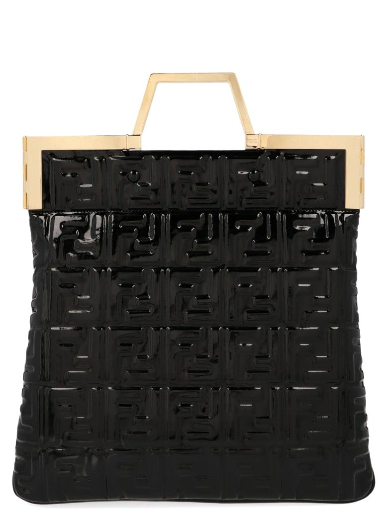 Fendi 'catwalk' Bag - Black