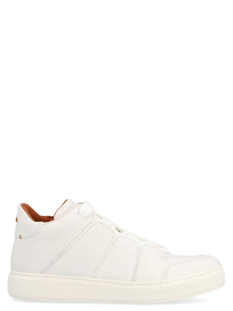 Ermenegildo Zegna 'tiziano' Shoes - Black
