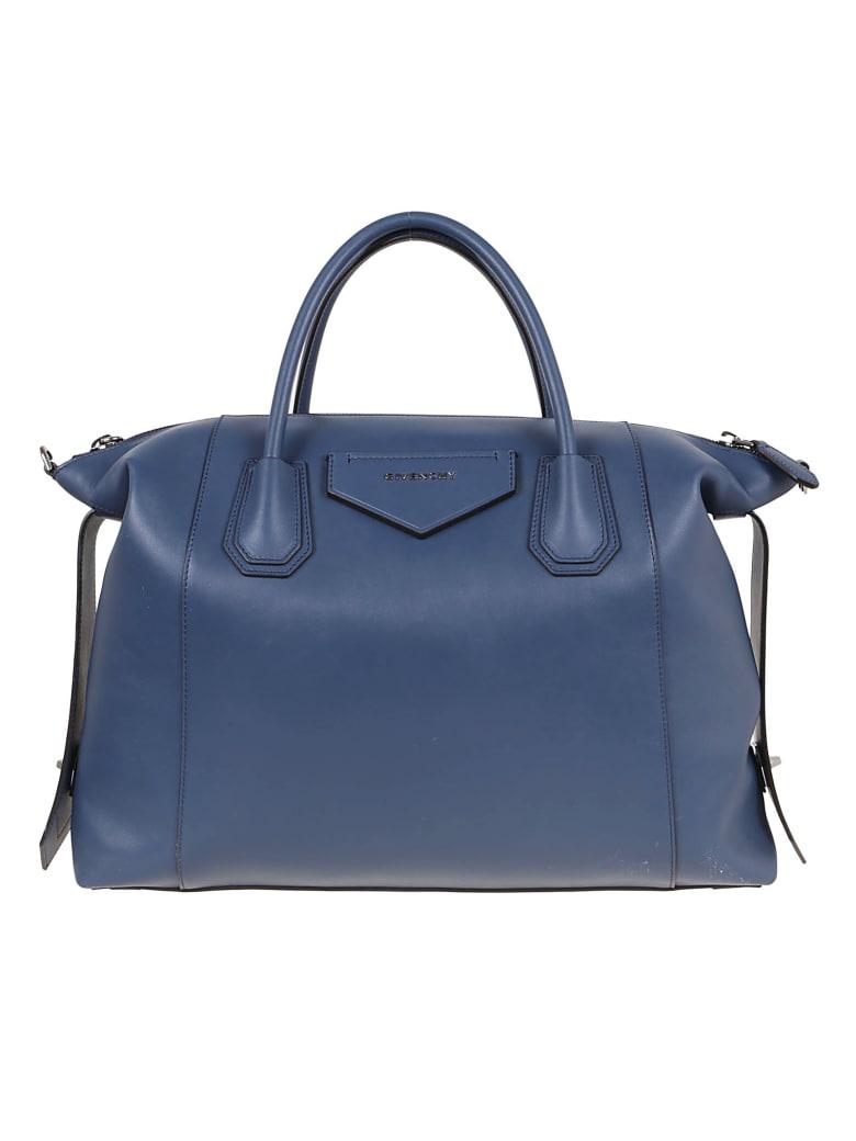 Givenchy Medium Antigona Soft Tote Bag - Blu scuro