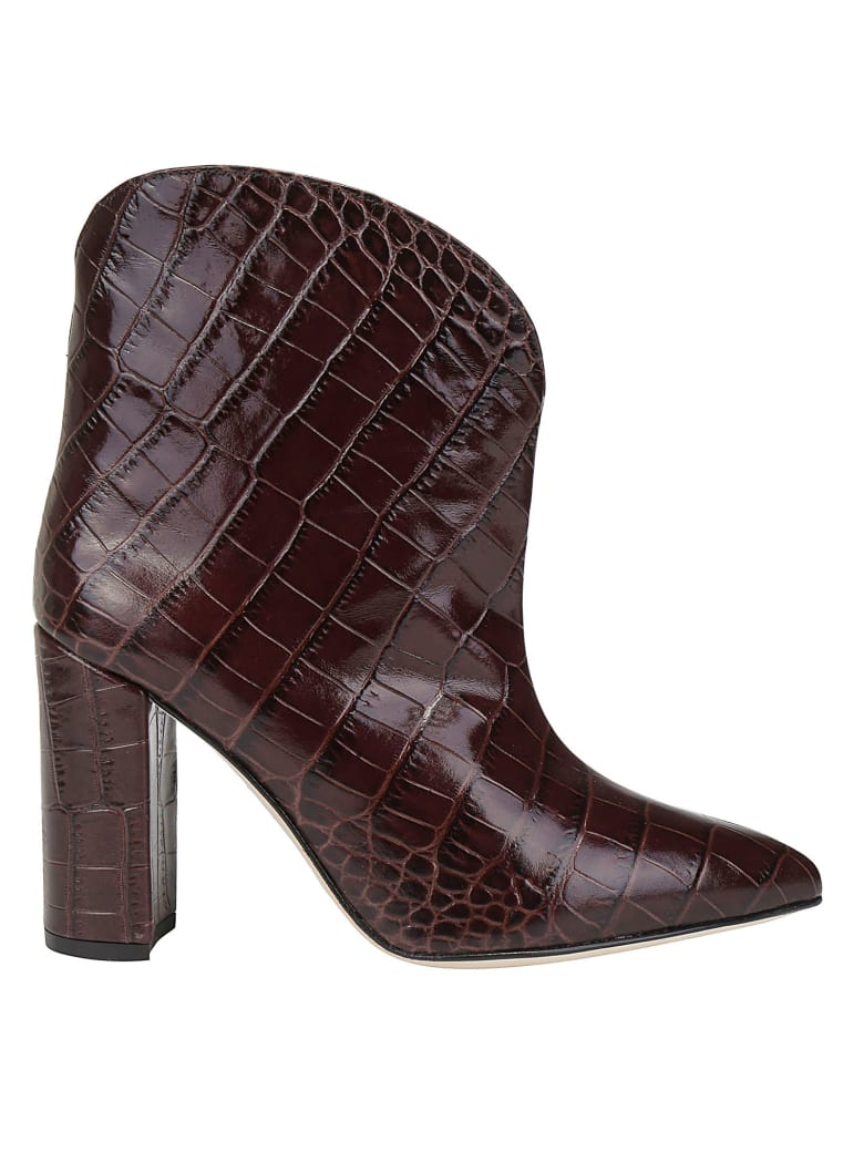 Paris Texas Bootie by Paris Texas