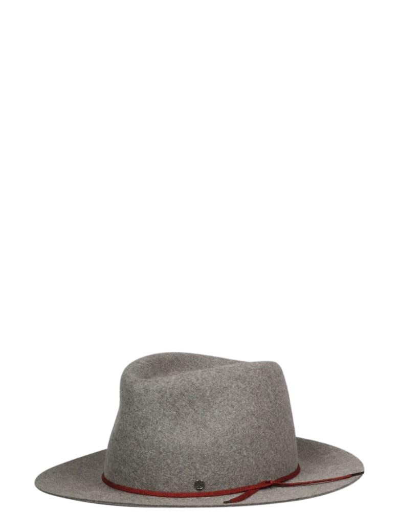 Maison Michel Hat - Grey