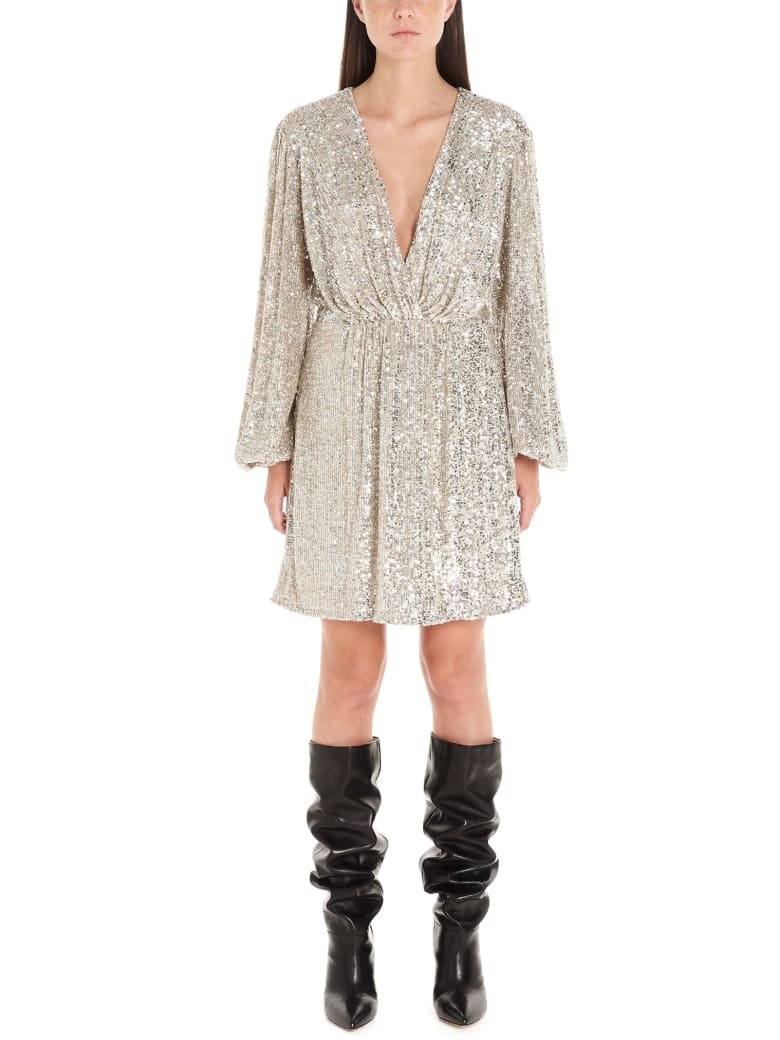 In The Mood For Love 'young' Dress - Silver