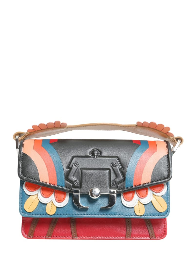 Paula Cademartori Twi Twi Crossbody Bag - MULTICOLOR