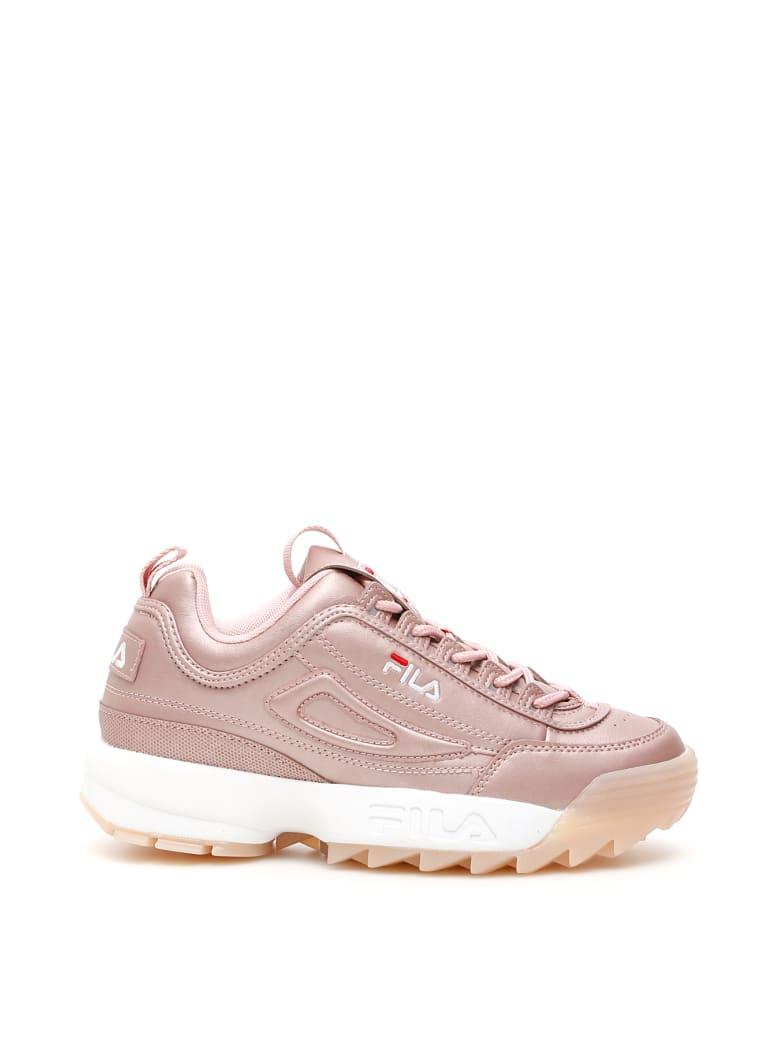 Fila Disruptor Sneakers - LILAS (Pink)