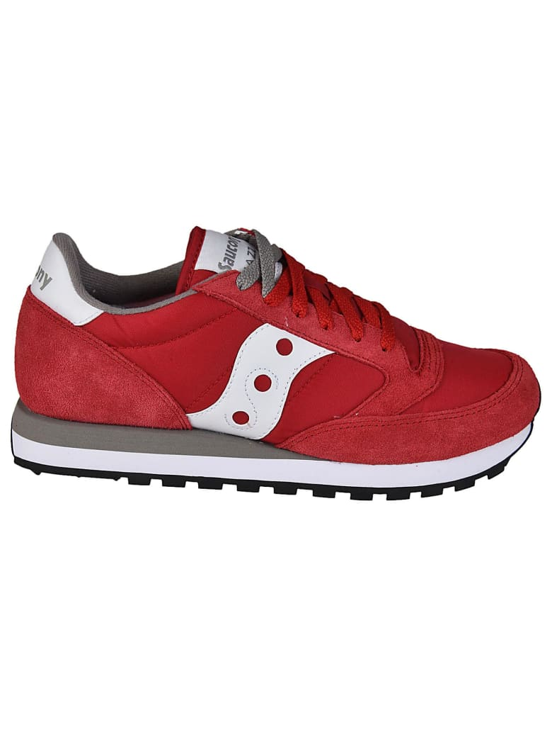 Saucony Sneaker Jazz O' Red - Red