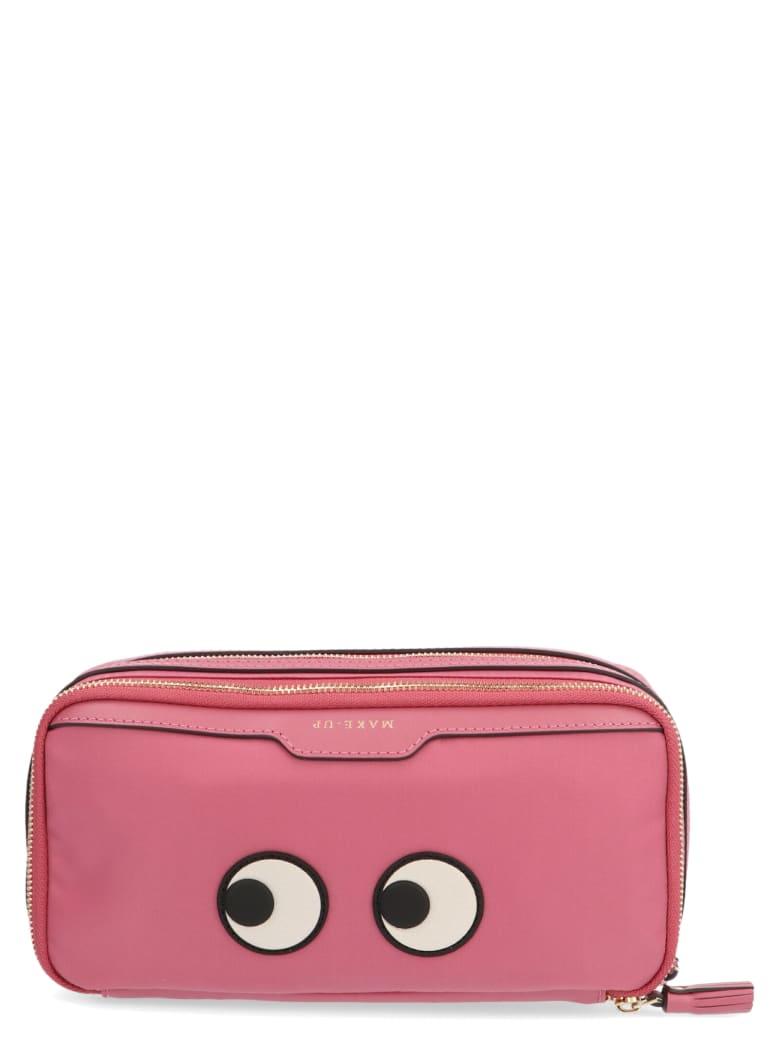 Anya Hindmarch 'eyes' Bag - Pink
