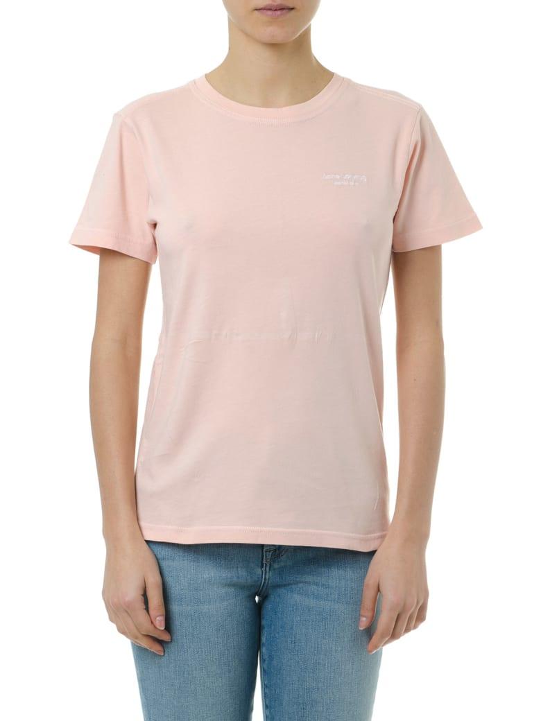 Acne Studios Wanda Pink Cotton T-shirt - Pink