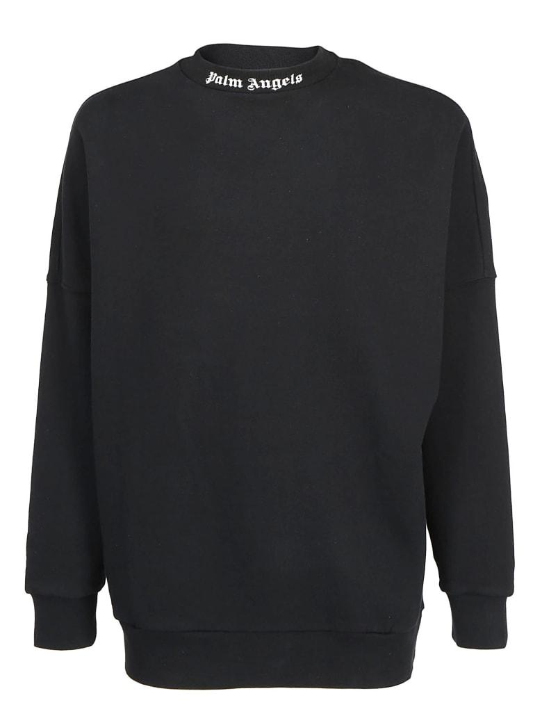 Palm Angels Plam Angels Sweatshirt - Black/white