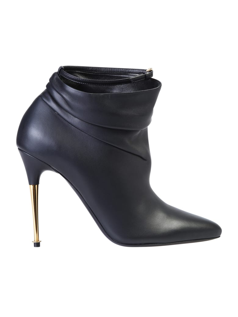 Tom Ford Ankle Boots - Black