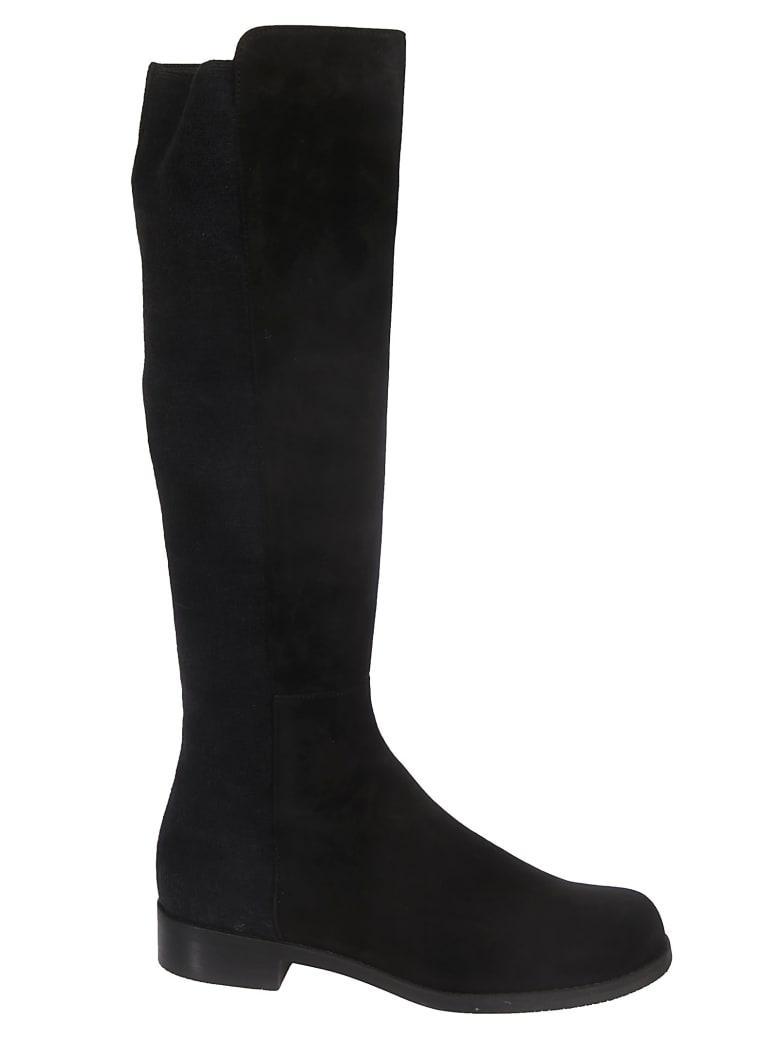 Stuart Weitzman Halfnhalf Boots - black