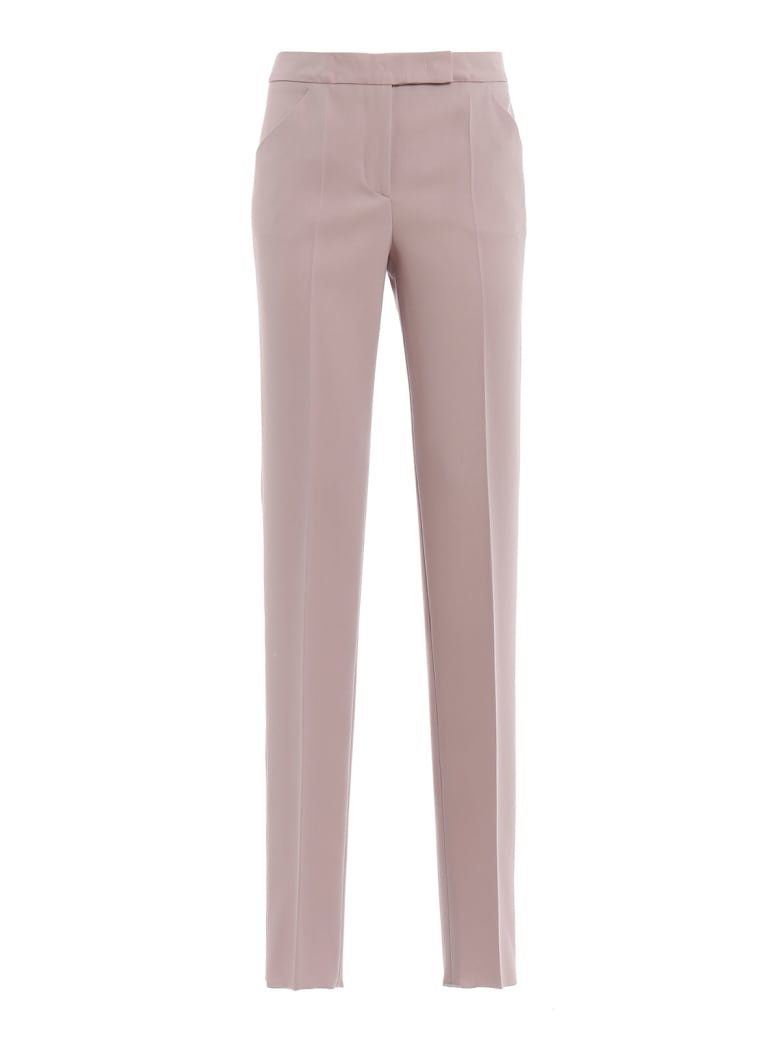 Giorgio Armani Tailored Trousers - Q Pink/travertino