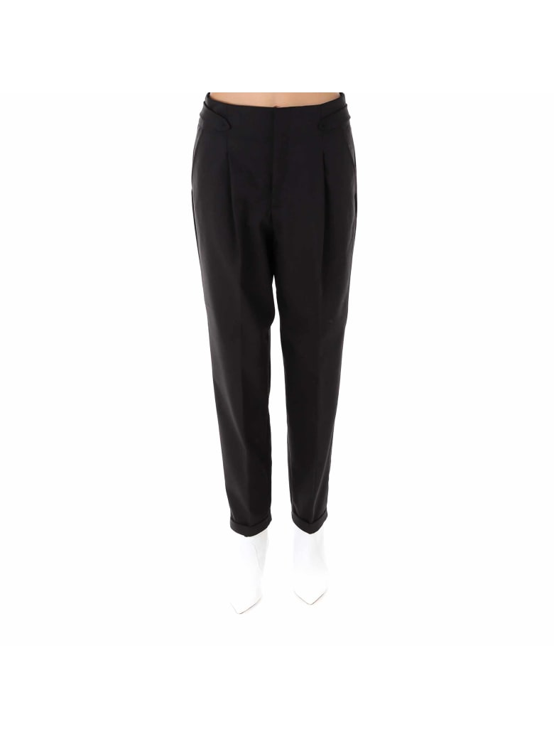 Closed Bay Trousers - Black