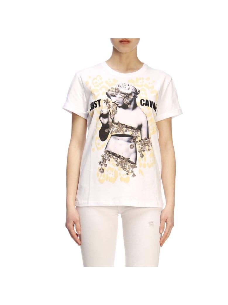 Just Cavalli T-shirt T-shirt Women Just Cavalli - white