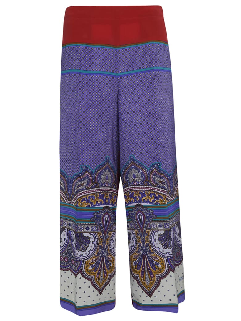 Ibrigu Elegant Pants - Multicolor