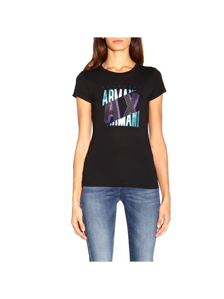 Armani Collezioni Armani Exchange T-shirt T-shirt Women Armani Exchange - black