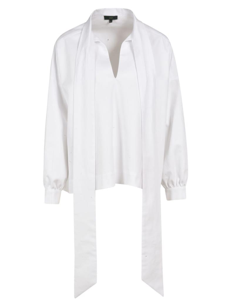 Jejia Scarf Detailed Shirt - White